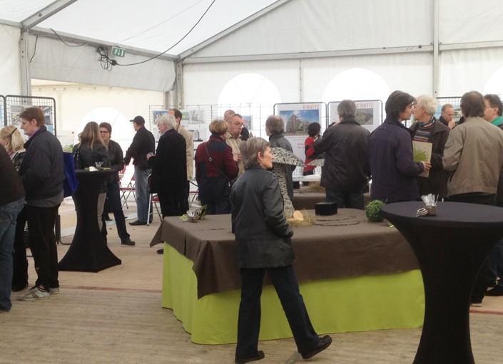 Portes ouvertes organisées pour le lancement de l'éco-quartier de la Brasserie à Strasbourg