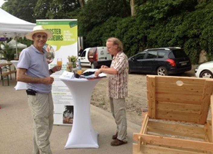Eco-quartier de la Brasserie, SERS à Strasbourg