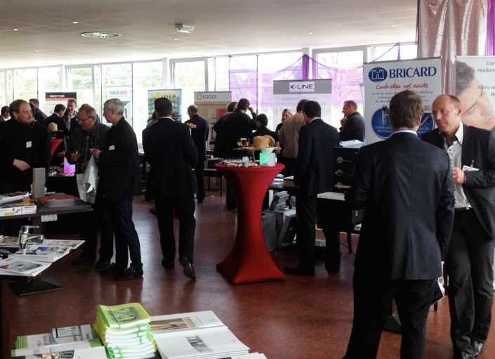 Salon MINIBAT pour le GIP Est à Strasbourg