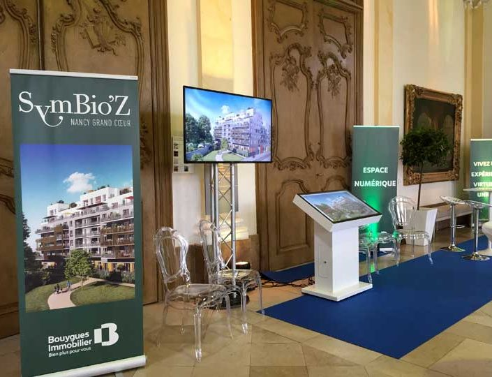 Lancement Commercial du programme immobilier Symbio'Z à Nancy