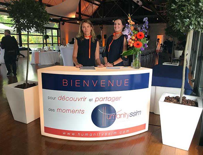 Soirée de lancement de l'entreprise HUMANYTISSIM – Cour de Honau La Wantzenau