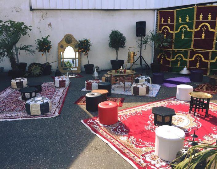 Soirée Marocaine pour les 50 ans de SFIC – 12 juillet 2018