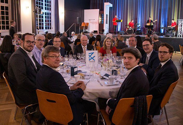 Gala de charité Habitat & Humanisme au Pavillon Joséphine à Strasbourg