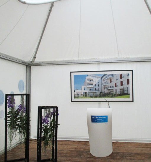 Programme Immobilier «Mermoz», Bouygues Immobilier à Strasbourg