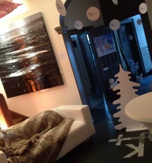 Soirée festive de l'agence d'architecte K et + à Strasbourg