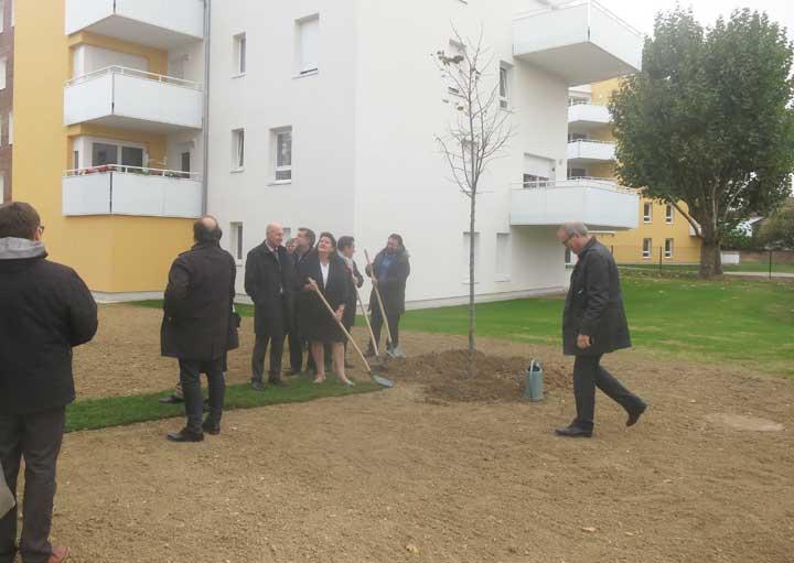 Programme Immobilier PASS'ILL à Strasbourg – CUS HABITAT