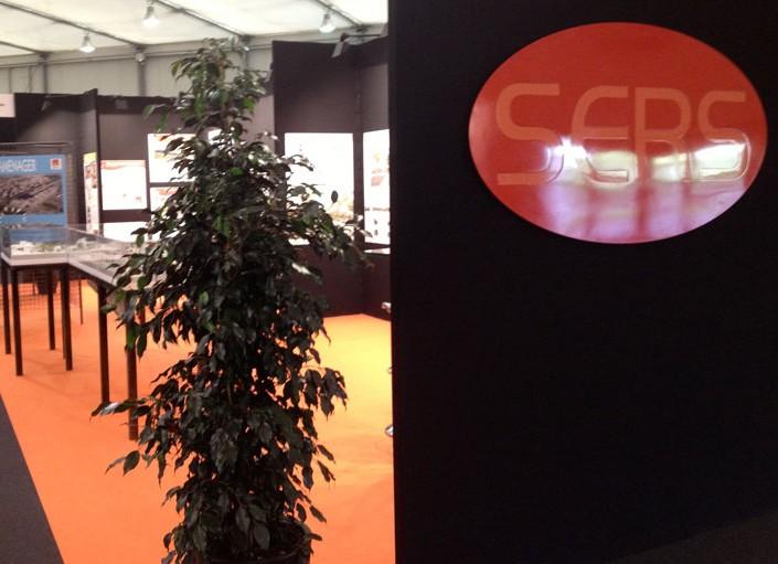 Stand SERS au Salon Régional de l'Immobilier à Strasbourg