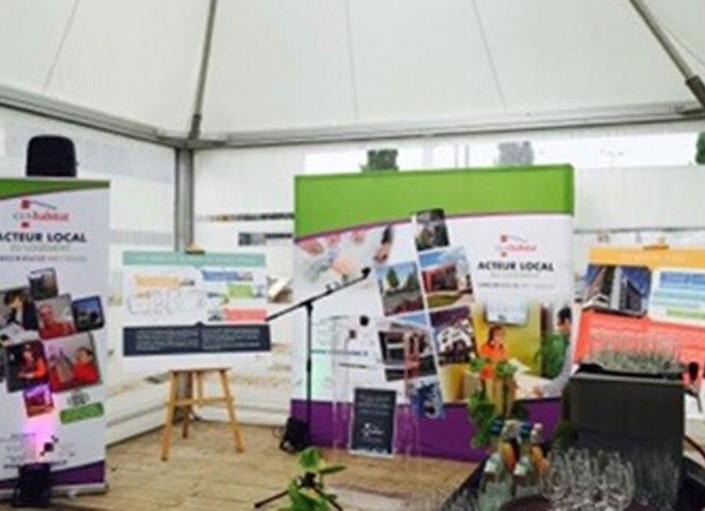 Programme Immobilier l'ARAN, Cus Habitat à Strasbourg