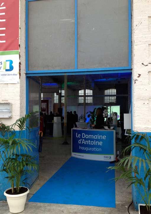Pose de la Première Pierre du Domaine Antoine à Troyes – Bouygues Immobilier Est