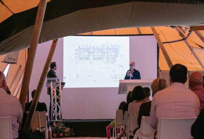 Lancement Commercial du programme immobilier SENSATIONS à Strasbourg