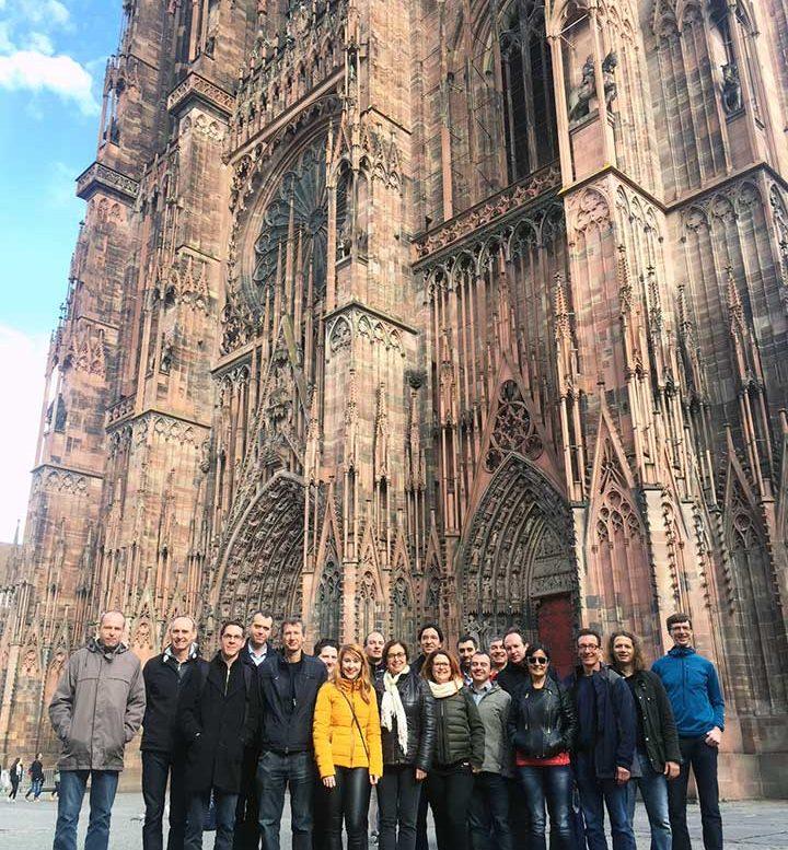 Organisation des activités Teambuilding – Banque Européenne de Francfort à Strasbourg