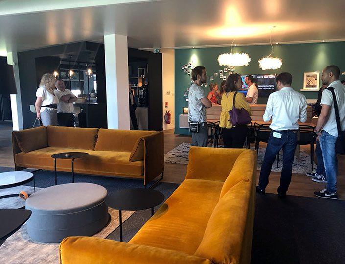 Inauguration du nouveau siège – Tertia Solutions à Entzheim