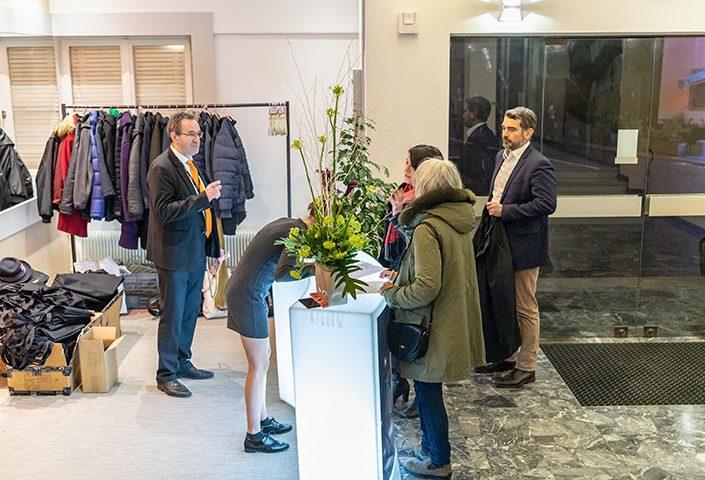 Inauguration de la nouvelle agence DRLW ARCHITECTES