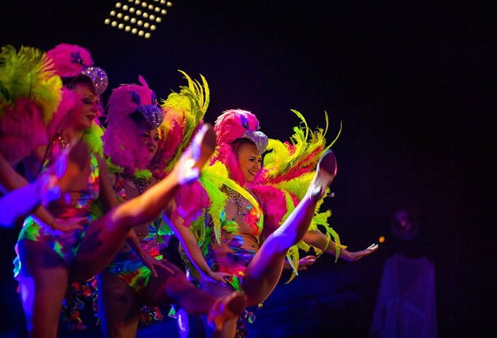 Palais des Rêves : diner-spectacle pour les fêtes de fin d'année!