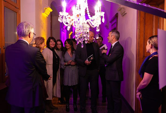 Soirée de lancement commercial «Hôtel des Postes» Bouygues Immobilier à Strasbourg